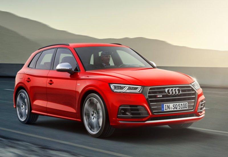 Audi Q5 2017 года новая модель фото цены комплектации видео тест драйв характеристики