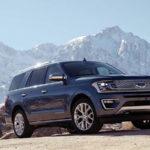 Вседорожник из Соединенных Штатов Ford Expedition 2017-2018 пережил обновление