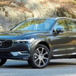 В Женеве показали обновленный Volvo XC60 2017-2018