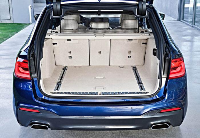 BMW 5-Series Touring 2017-2018 обновился