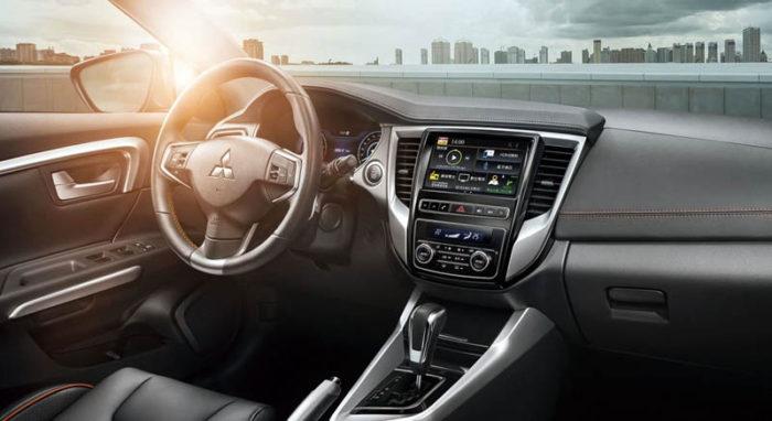 Новинка Mitsubishi Grand Lancer 2017-2018 для жителей КНР и Тайваня