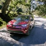 Тойота РАВ 4 2017 в новом кузове: комплектации, цены и фото