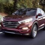 Новый Hyundai Tucson 2017: фото, цены и комплектации