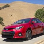 Новый Тойота Королла 2017: фото, цена и комплектации