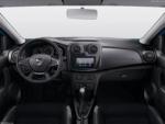 Фото салона Рено Сандеро Степвей 2017 в новом кузове: комплектации, цены