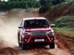 Toyota Hilux 2017 — фото, цены в России, комплектации и характеристики