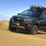 Chevrolet Niva 2017 модельного года: фото, цены и комплектации