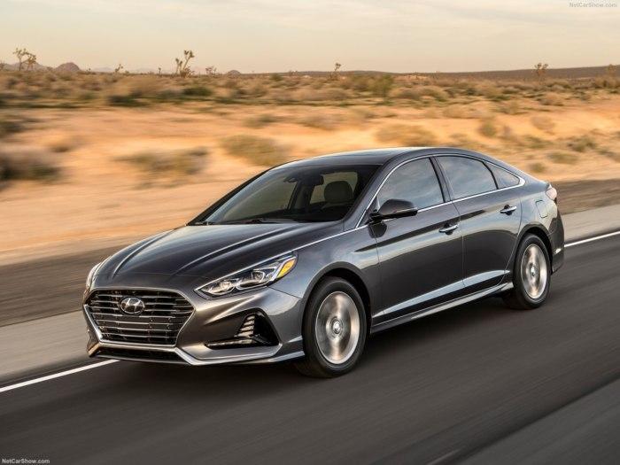 Hyundai Sonata 2017 в новом кузове: цены, комплектации и фото