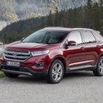 Ford Edge 2017: комплектации и цены в России, фото и характеристики