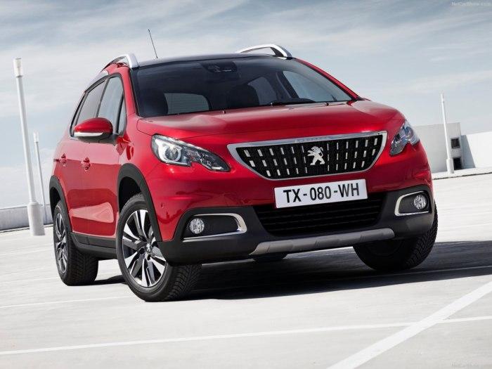 Peugeot 2008 2017 — цены, комплектации, фото и характеристики