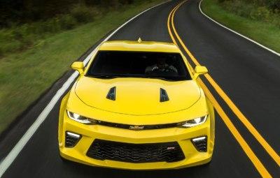 Chevrolet Camaro 2017: фото, цены, комплектации и видео тест-драйв