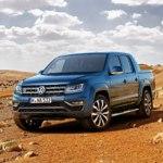 Volkswagen Amarok 2017 года: цены, комплектации и фото новинки
