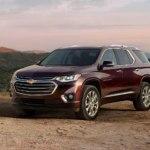 Chevrolet Traverse 2017 модельного года: цены, фото, комплектации