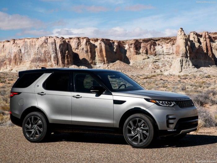 Land Rover Discovery 5 2017 года: фото, характеристики и видео тест-драйва
