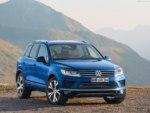 Volkswagen Touareg 2018 - комплектации, цены, фото и характеристики