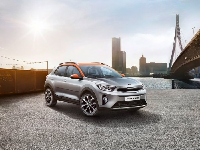Kia Stonic 2018 модельного года: фото, характеристики и цены новинки