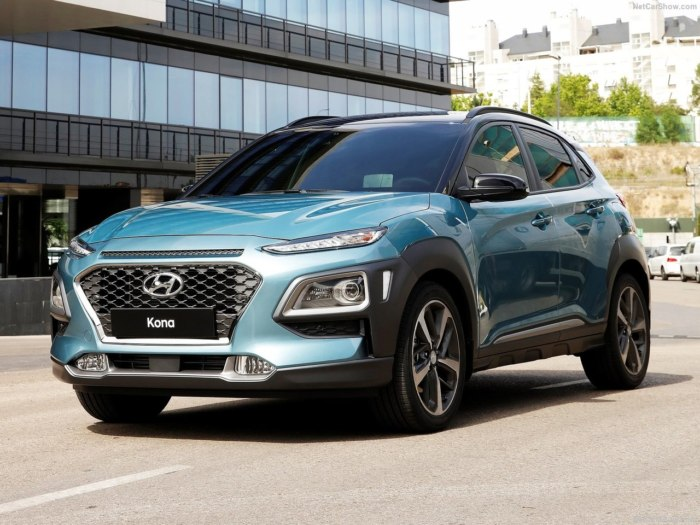 Hyundai Kona 2018 года - комплектации, цены, фото и характеристики
