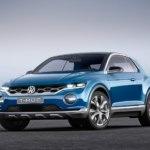 Volkswagen T-Roc 2018 года — фото, характеристики и цены