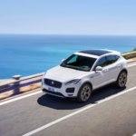 Jaguar E-pace 2018 года — комплектации, цены, фото и видео