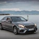 Mercedes S Class 2018 года — фото, цены, видео и технические характеристики