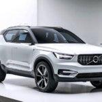 Volvo XC40 2018: комплектации, цены, характеристики и фото