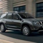 Nissan Terrano 2018: комплектации, цены и фото