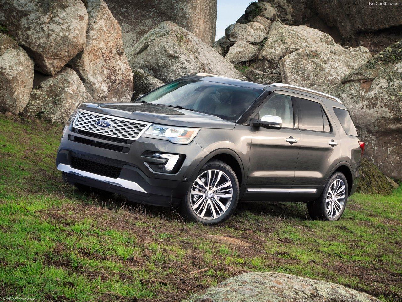 Форд Эксплорер 2019-2020: фото, технические характеристики, обзор, видео, тест-драйвы.