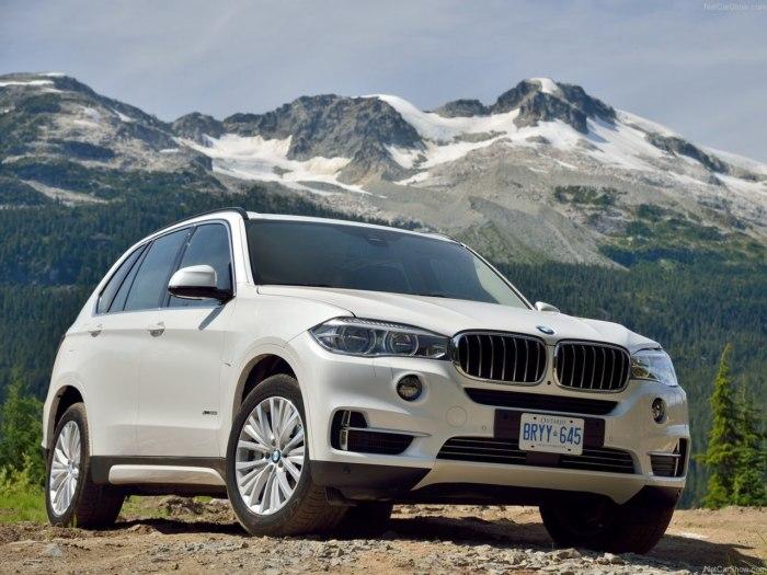 BMW X5 2018 - комплектации, цены, фото и характеристики
