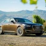 Genesis за весь год продал в России свыше 700 экземпляров своих машин