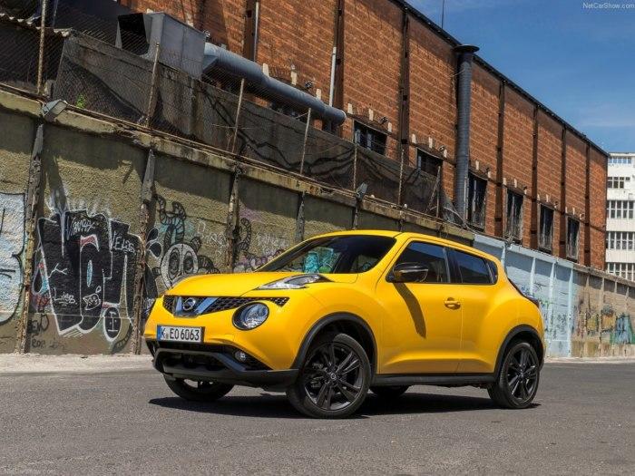 Nissan Juke 2018: комплектации, цены и фото