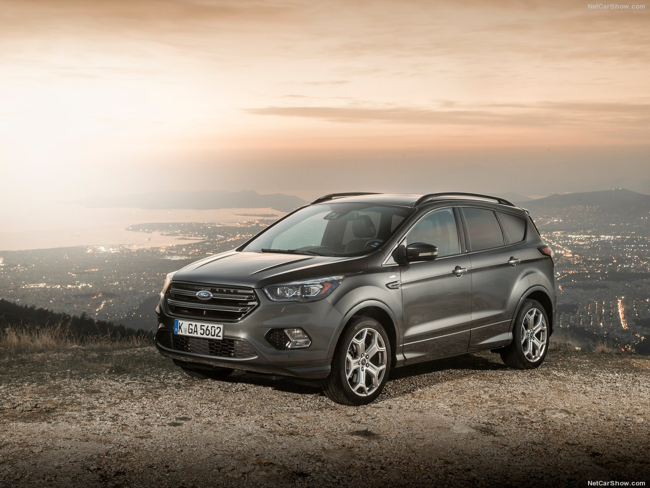 Форд Куга 2017 в новом кузове комплектации и цены фото технические характеристики видео тест драйв