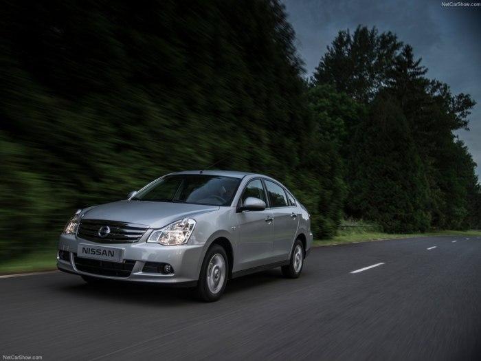 Nissan Almera 2018 - комплектации, цены и фото