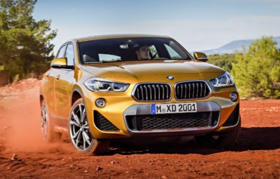 BMW X2 2017: комплектации, цены и фото