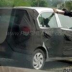 В сеть попали фото с испытаний нового хэтчбека Hyundai