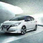 Электрокар Leaf бренда Nissan: началось серийное производство