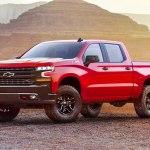Обновленный пикап Chevrolet Silverado презентуют в самом начале следующего года