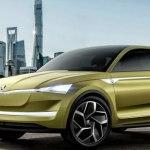 5 электромобилей Skoda планируется выпустить за 7 лет