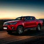 Toyota Hilux бывший в употреблении стал самым популярным пикапом в России