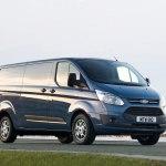 Стремительный рост объемов продаж Ford Transit на российском авторынке