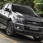 Серийный кузов для Ford Ranger FX4