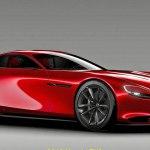 Mazda тестирует свой новый спорткар RX-9