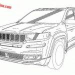 Jeep Grand Commander станет самым большим внедорожником