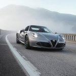 Обновленный Alfa Romeo 4C будет представлено в следующем году
