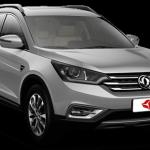 Обновленный Dongfeng AX7 в продаже на китайском авторынке уже с 21 декабря