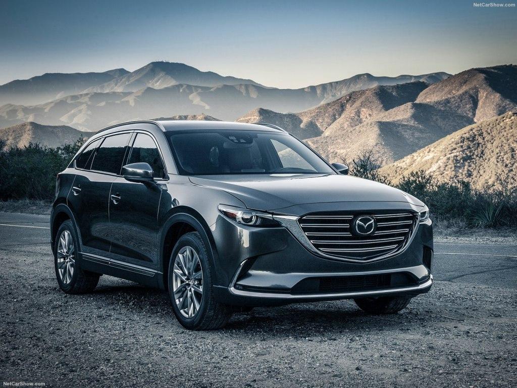 Mazda CX-9 2018 - комплектации, цены, фото и характеристики