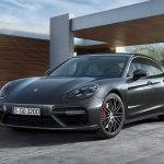 Porsche Panamera 2018 — комплектации, цены, фото и характеристики