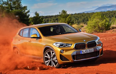BMW X2 2018 - комплектации, цены, фото и характеристики