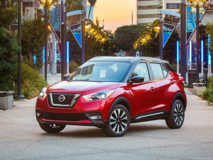 Nissan Kicks 2018: комплектации, цены и фото