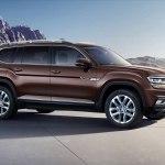 Volkswagen Teramont прошел российскую сертификацию