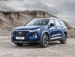 Hyundai Santa Fe 2019 - цены, комплектации, фото и характеристики